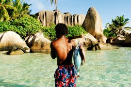 Fishing in Seychelles