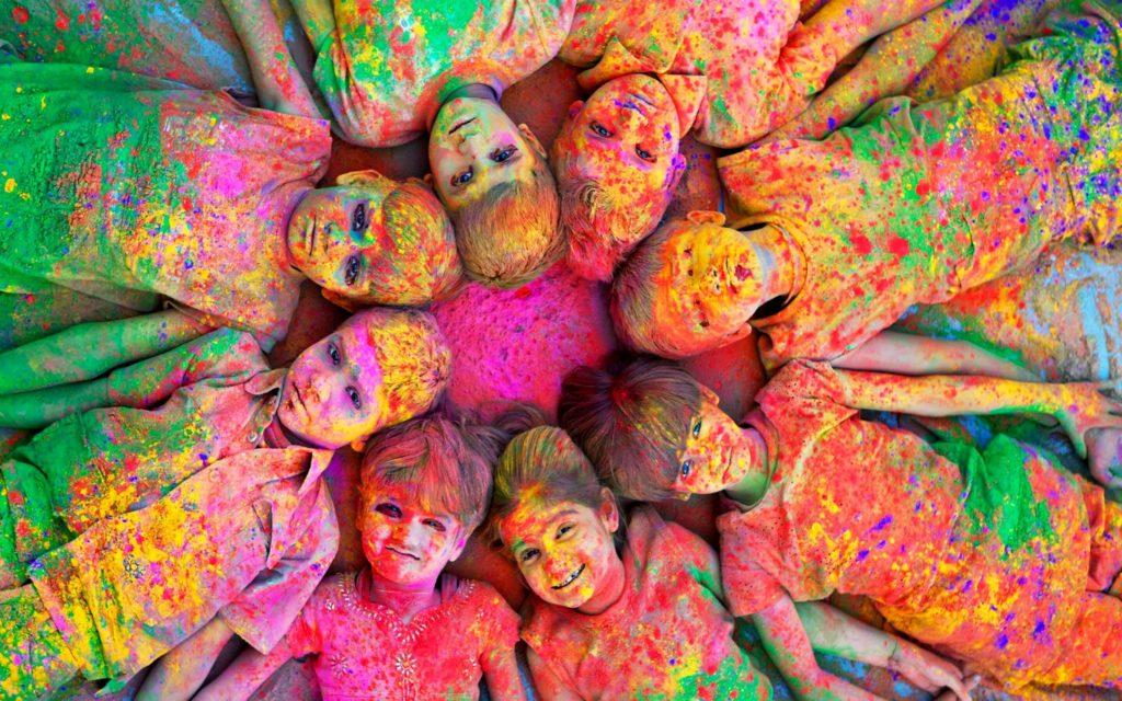 Holi Festival Mauritius